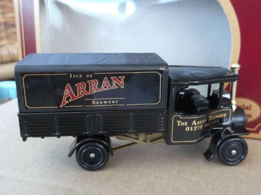 Code 3, PV091, Foden Steam Wagon, Isle of Arran Brewery