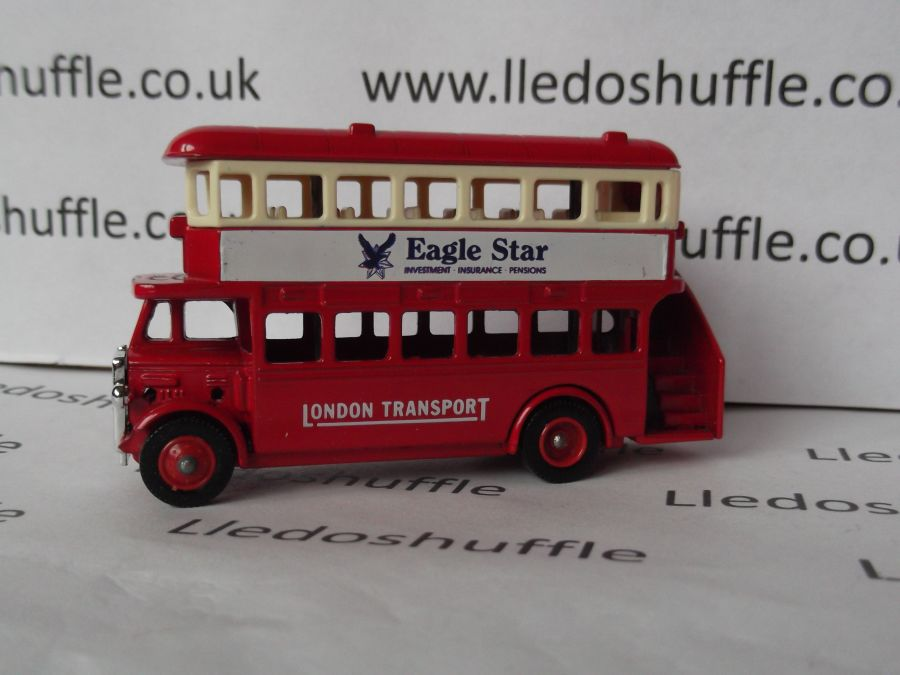 Code 3, LP15, AEC Regent Bus, London Transport / Eagle Star