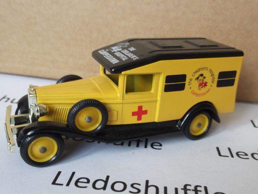 DG18, Packard, The Childrens Hospital, Camperdown