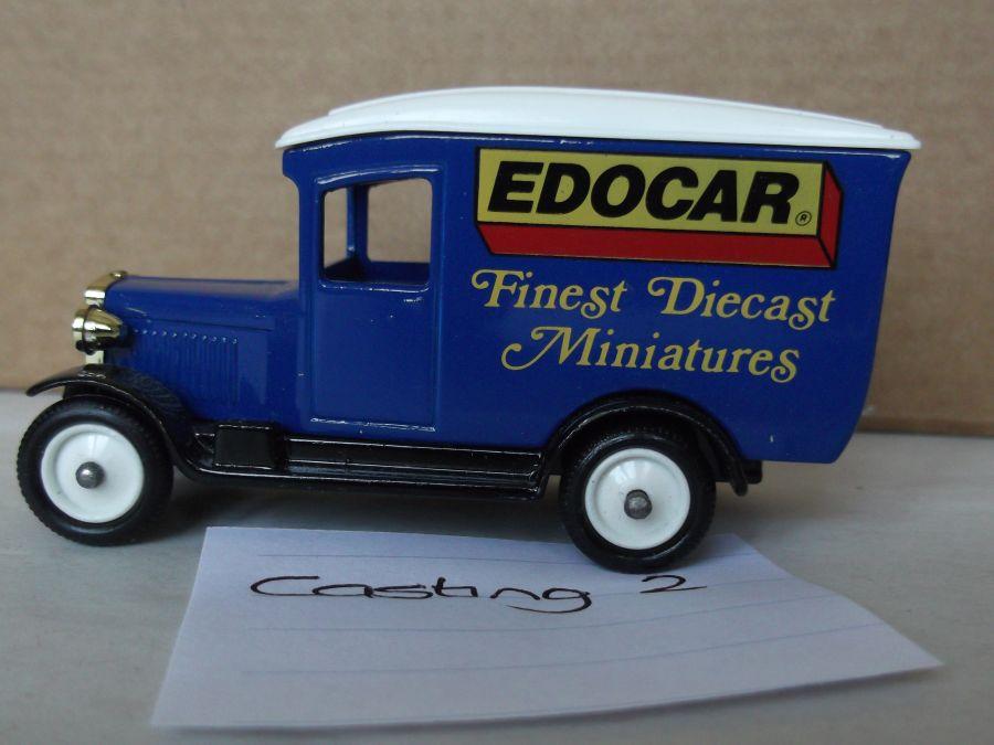DG21, Chevrolet Van, Edocar A8, Edocar