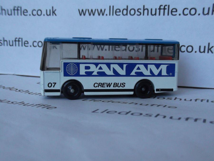 M2001, Setra Coach, PanAm Crew Bus