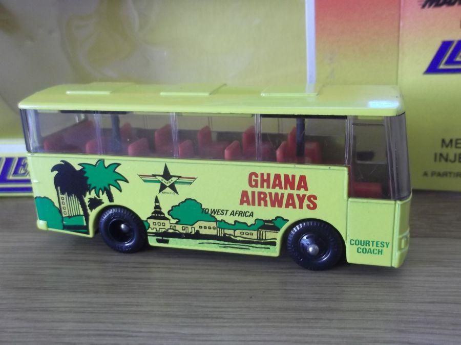 M2003, Setra Coach, Ghana Airways Courtesy Coach