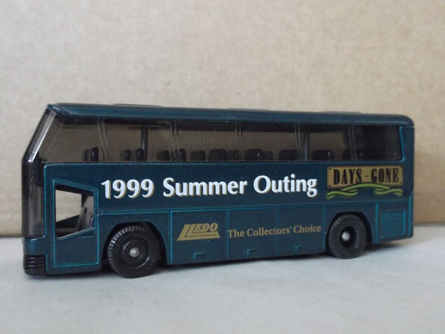 MP3009, Neoplan Spaceliner, Collectors Club, Summer Outing 1999
