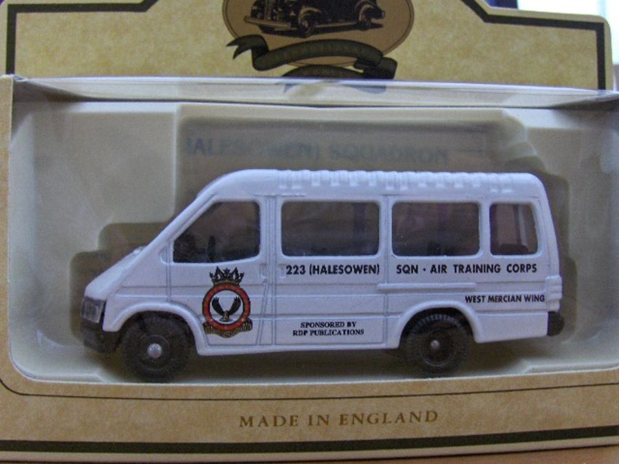 PM100003, Ford Transit Mini Bus, 233 (Halesowen) Sqn, Air Training Corps