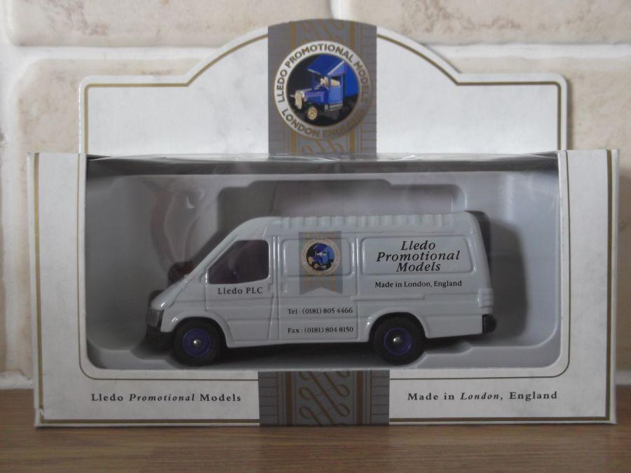 PM105027, Ford Transit Van, Lledo Promotional Models