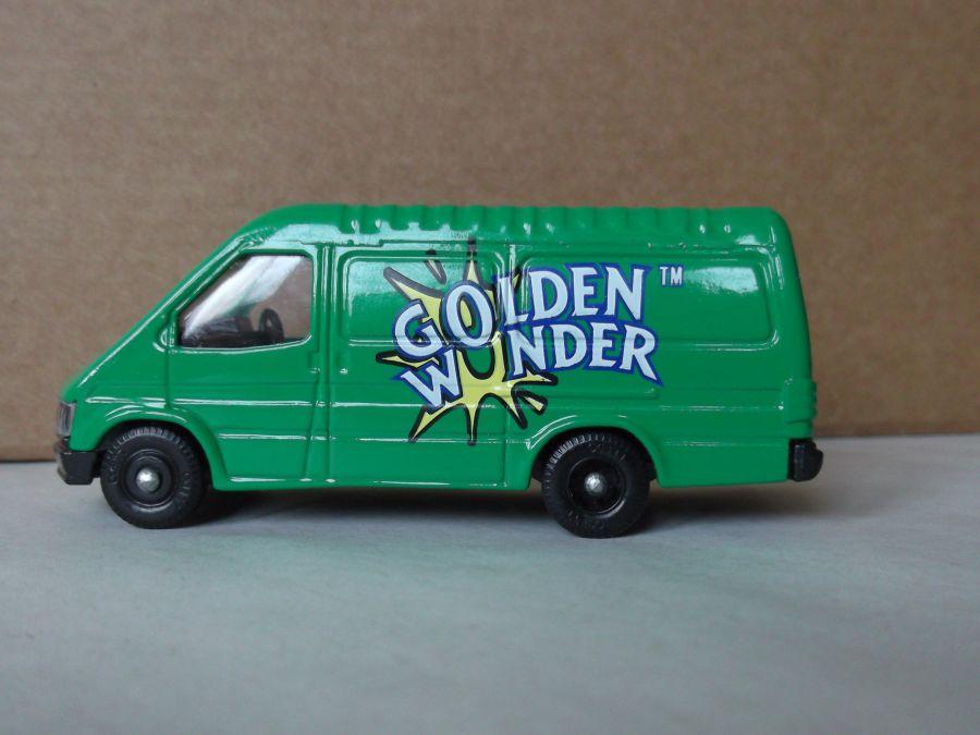 PM105047, Ford Transit Van, Golden Wonder