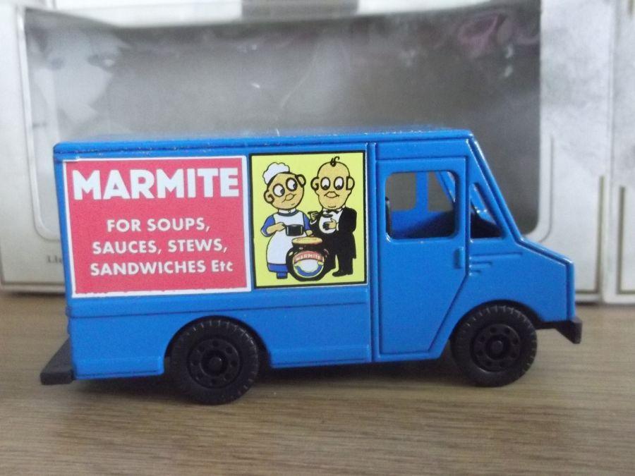PM117011, Step Truck, Marmite