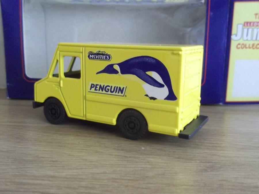 PM117014, Step Truck, McVities Penguin