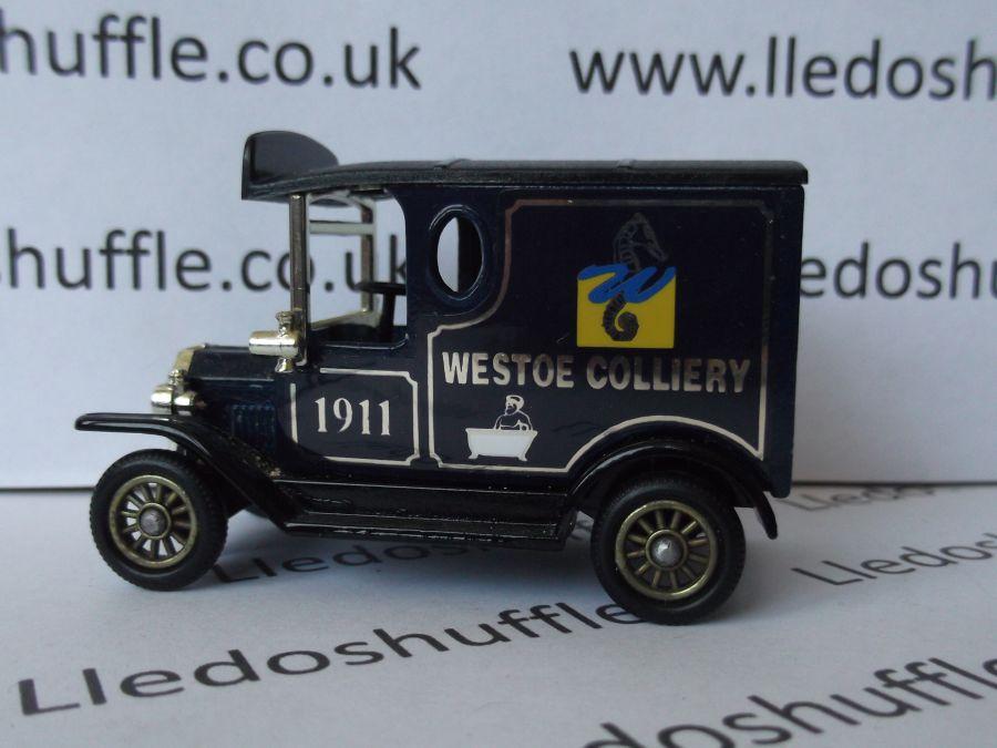 Code 3, SP06, Model T Ford Van, Westoe Colliery