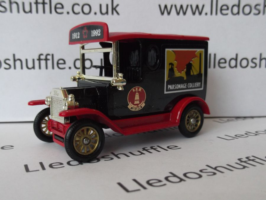 SP06055, Model T Ford Van, Parsonage Colliery