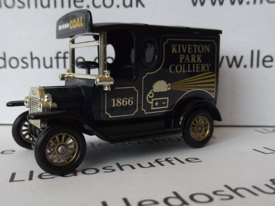 SP06075, Model T Ford Van, Kiveton Park Colliery, 3rd Issue