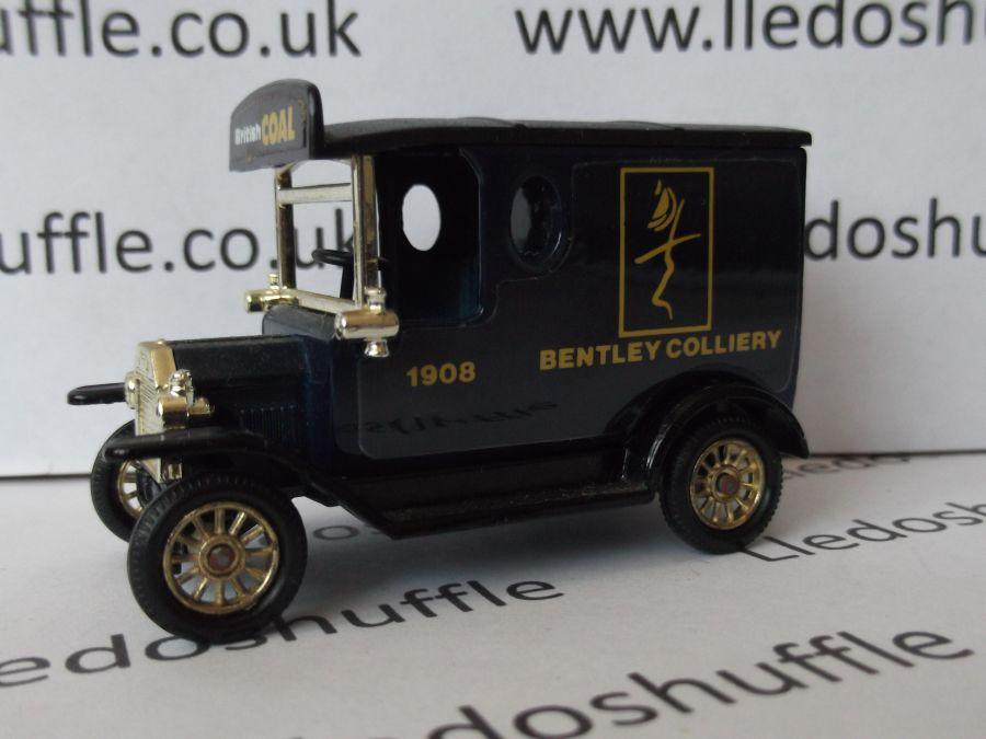 SP06088, Model T Ford Van, Bentley Colliery