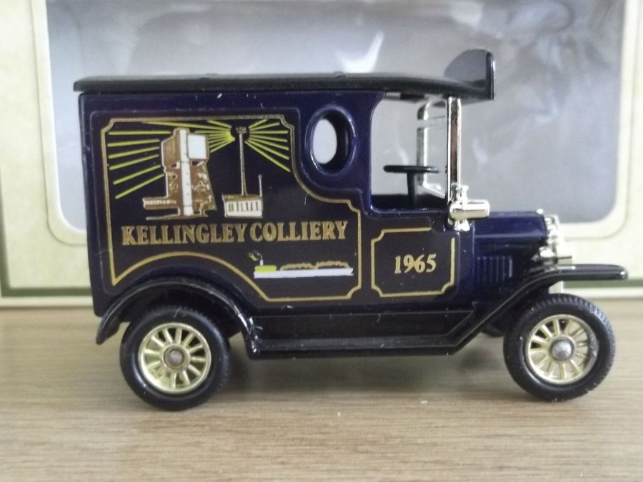 SP06092, Model T Ford Van, Kellingley Colliery, 5th Issue