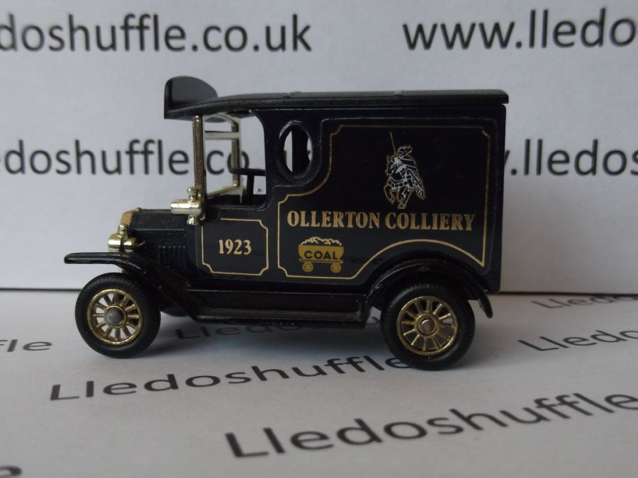 SP06109, Model T Ford Van, Ollerton Colliery 9th Issue