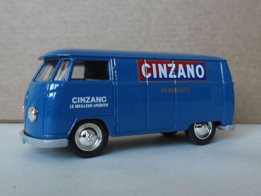 DG73000, VW Transporter Van, Cinzano Vermouth