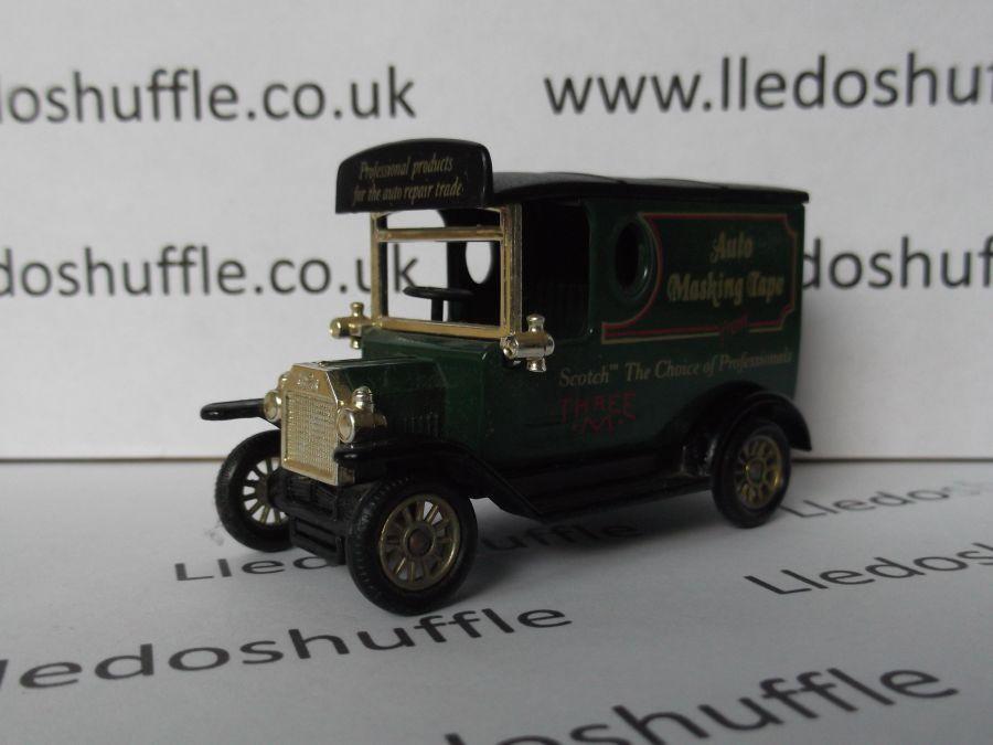 LP06372, Model T Ford Van, 3M Auto Masking Tape