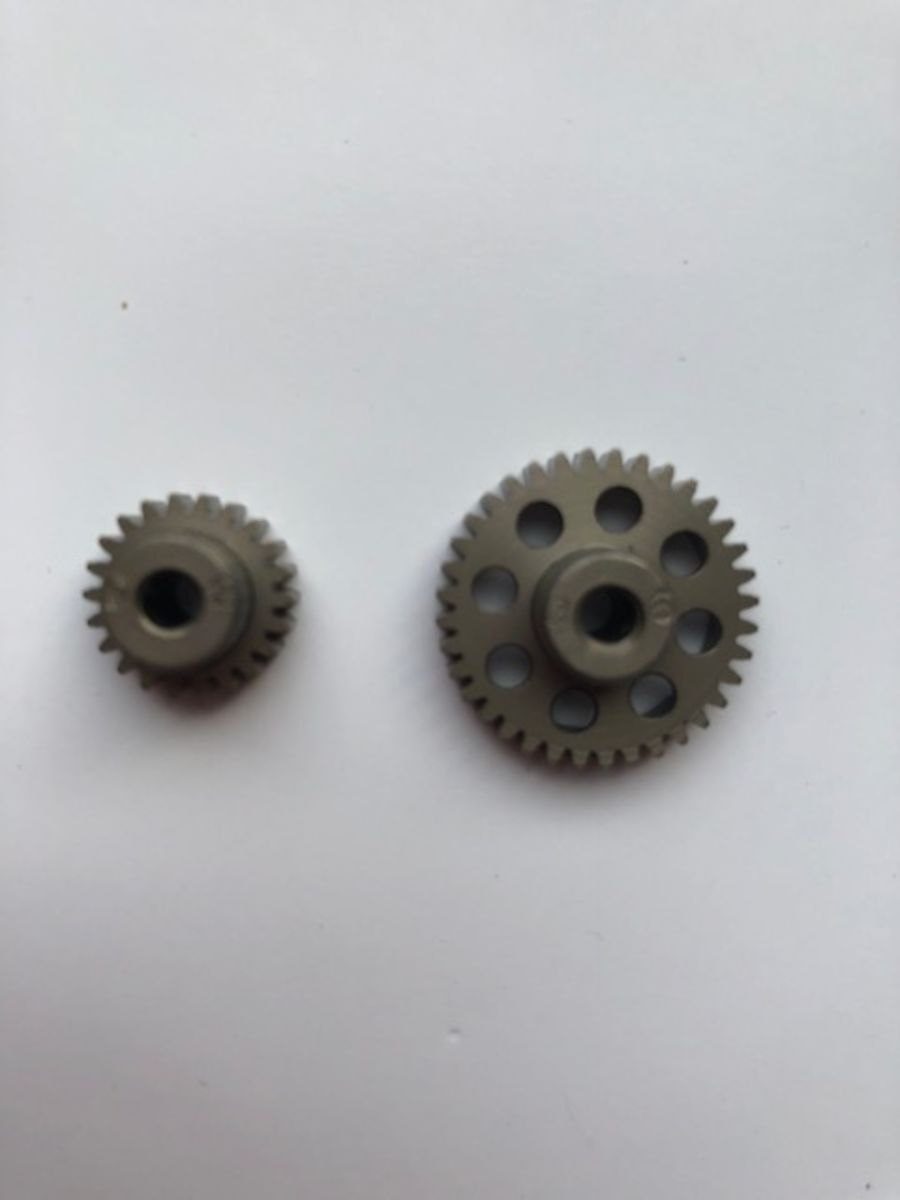 CNC 48 Steel Pitch Pinions