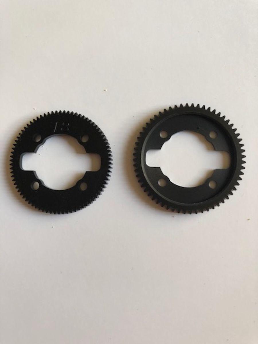 X-Ray X1, X10 & X12 Acetal Diff Spur Gear