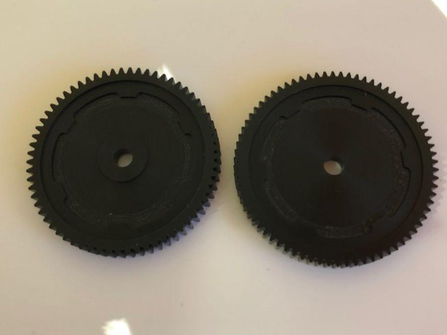 FTX Carnage 48dp 74t Acetal Spur Gear