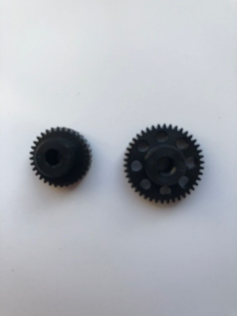CNC 48 Pitch Aluminium Pinions
