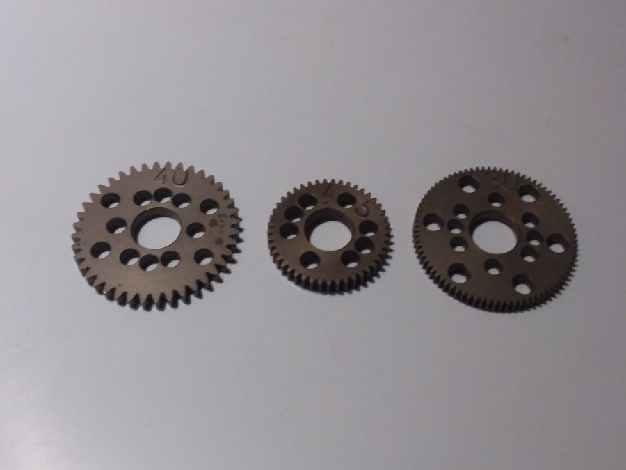 Hardened Steel Spur Gear