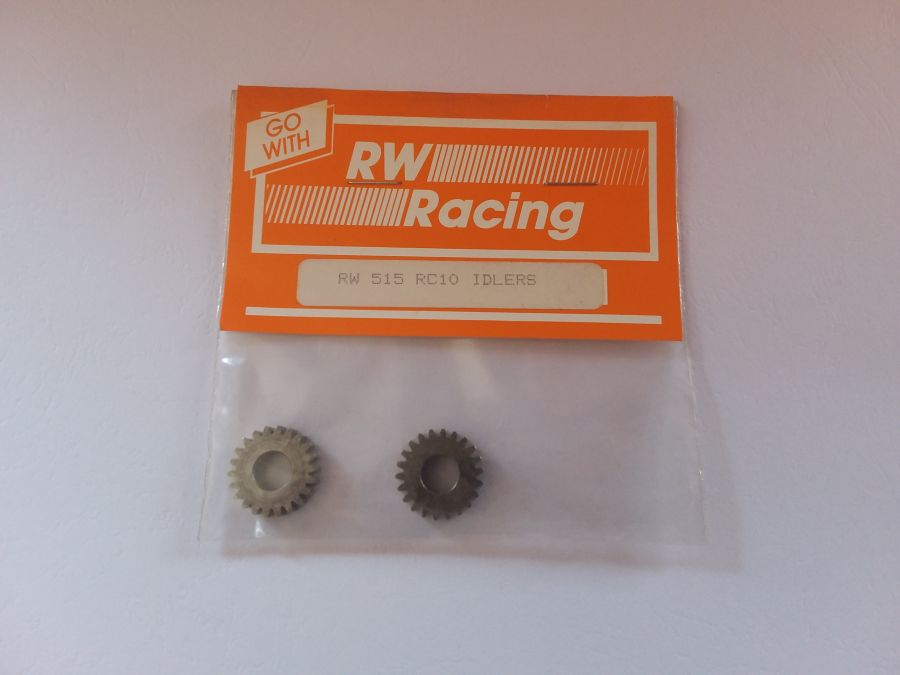Associated RC10 Steel Idler Gears