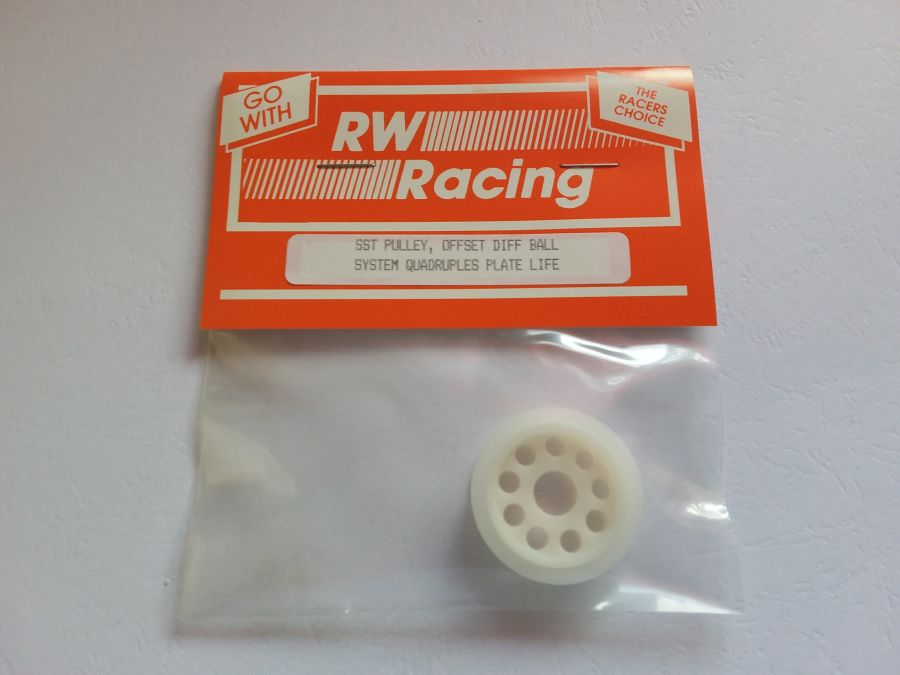 Schumacher SST Pulley