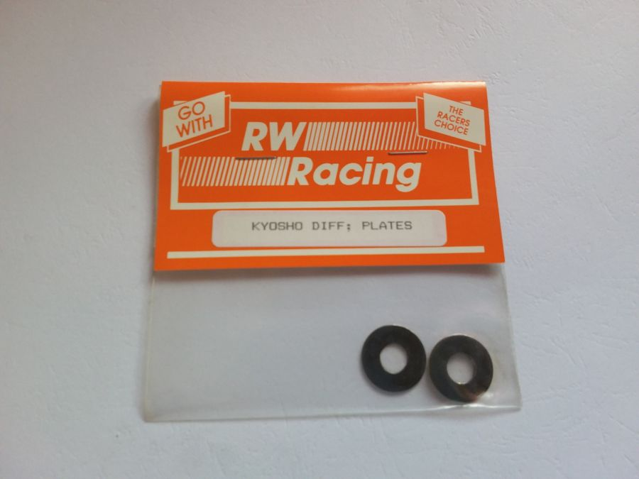 Kyosho Diff Plates