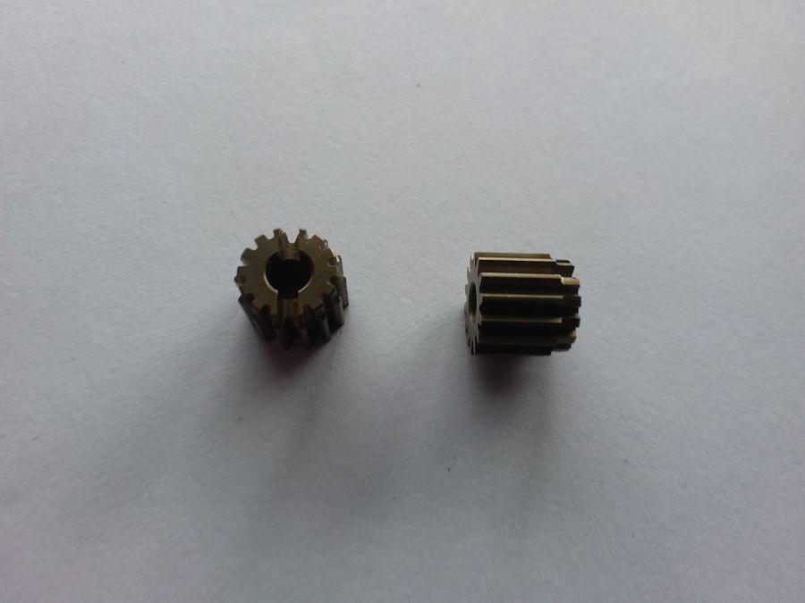 Optima Mid-4 Hardened Steel Inner Layshaft Gear