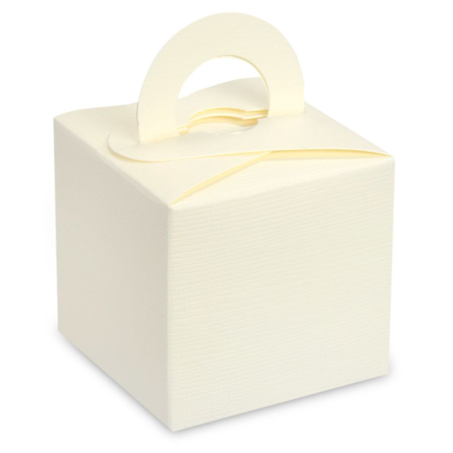 Balloon Weight / Gift Box - Ivory