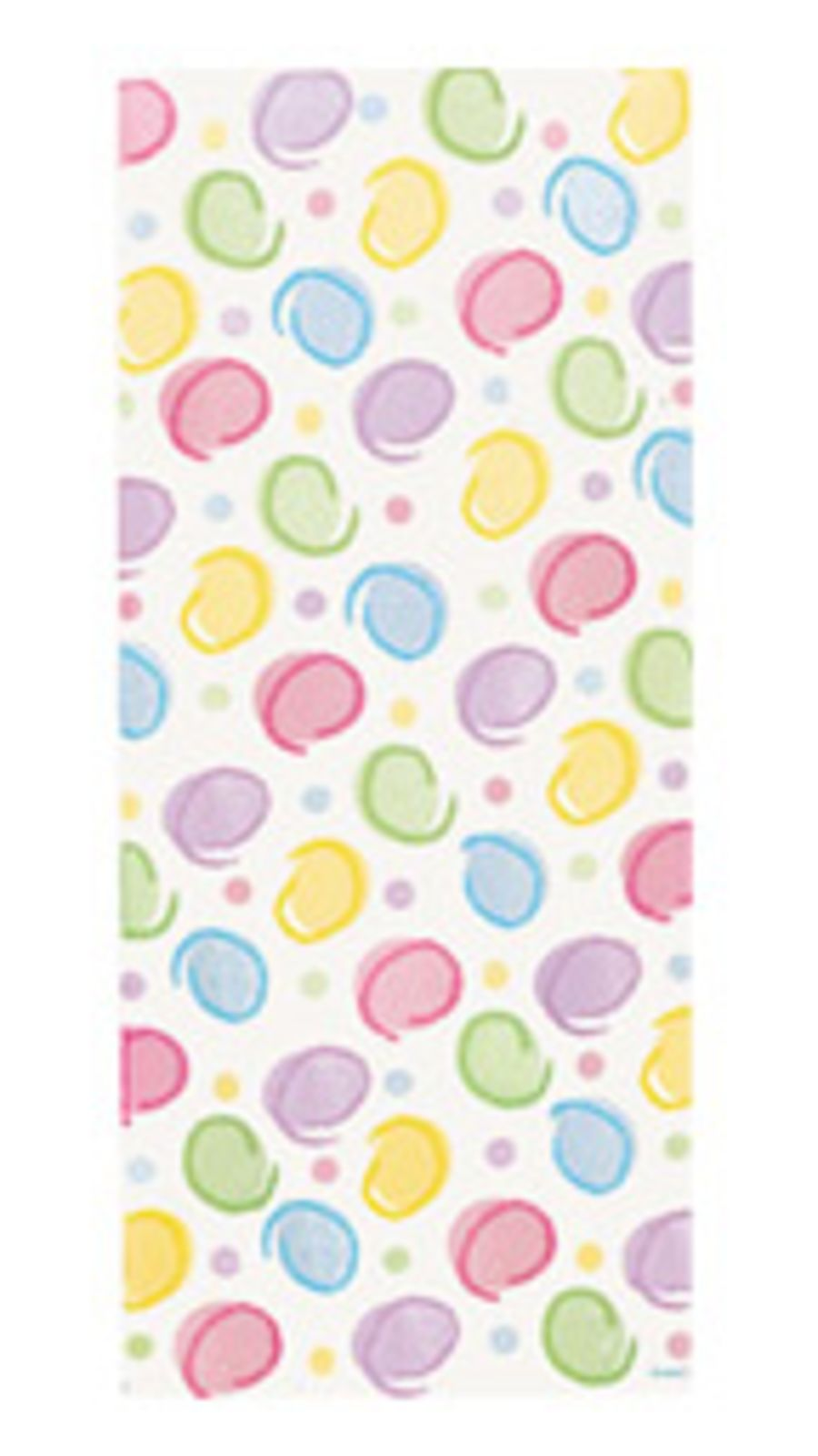 Polka Dots Cello Bags - Pack of 20