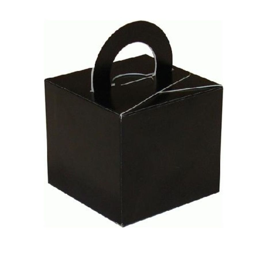 Balloon Weight / Gift Box - Black