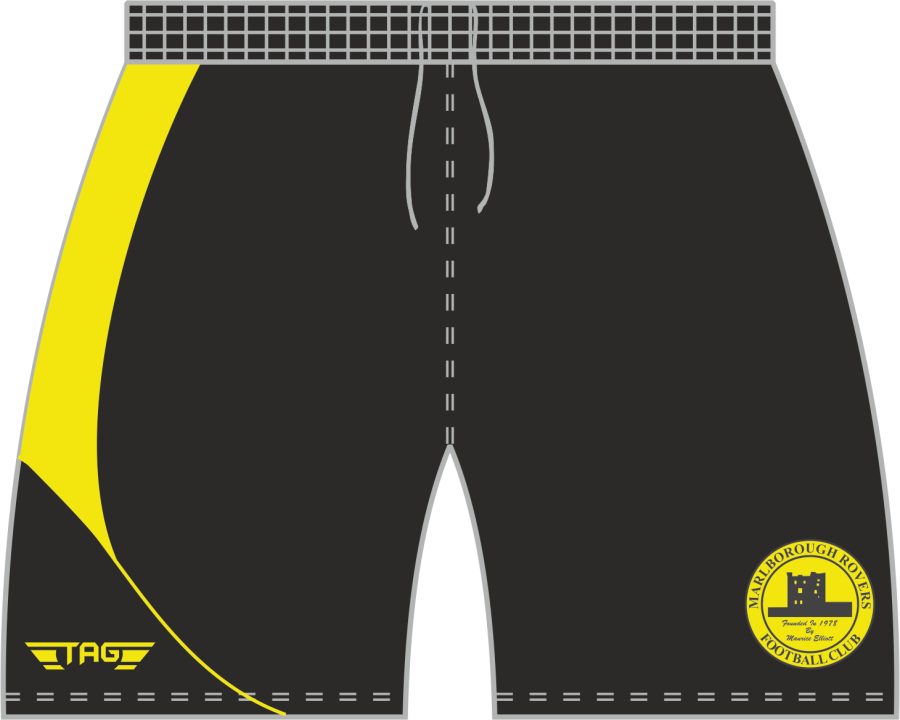 C2H. MRFC Match Short - Adult