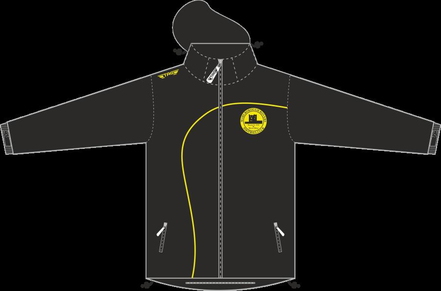 D4C. MRFC Rain Jacket - Child**