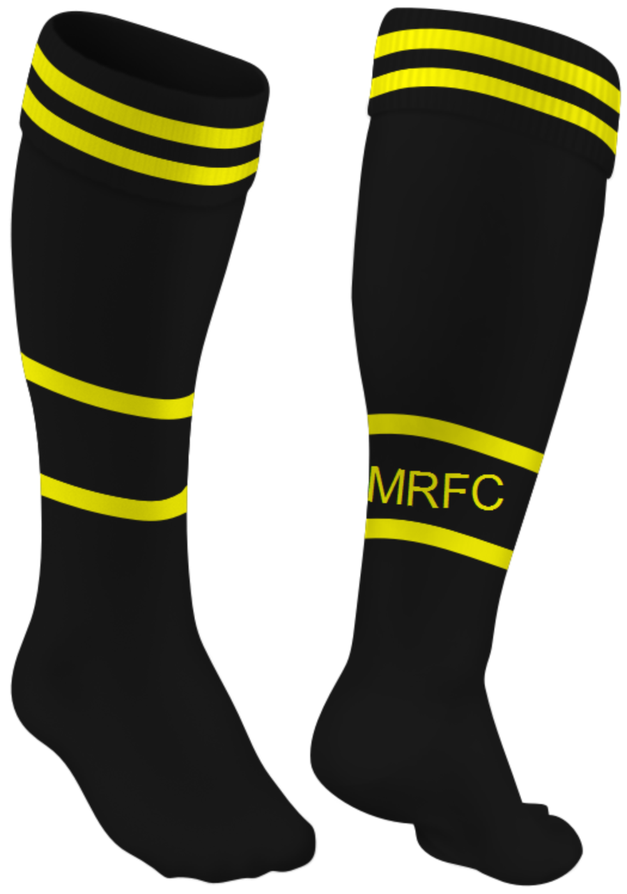 C2J. MRFC Match Sock - Adult