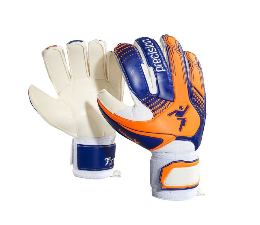 H5C. Precision Fusion X Trainer GK Gloves - Child