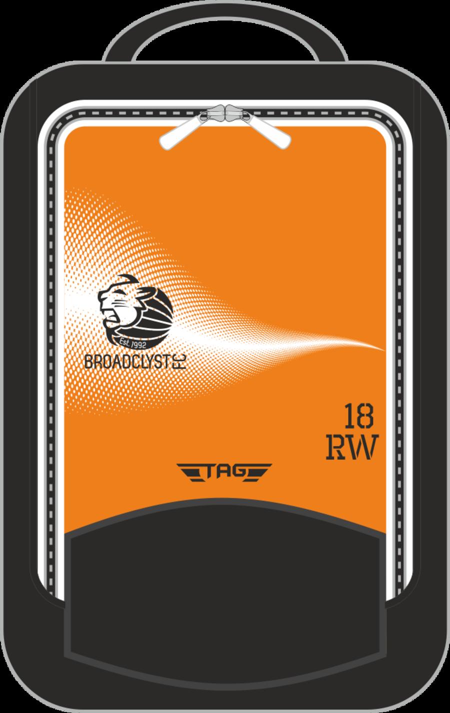 E2I. Broadclyst FC Boot Bag (min order of 10)**