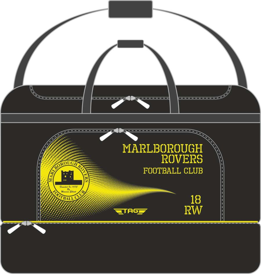 E2C. Marlborough Players Kit Bag (min order of 10)**