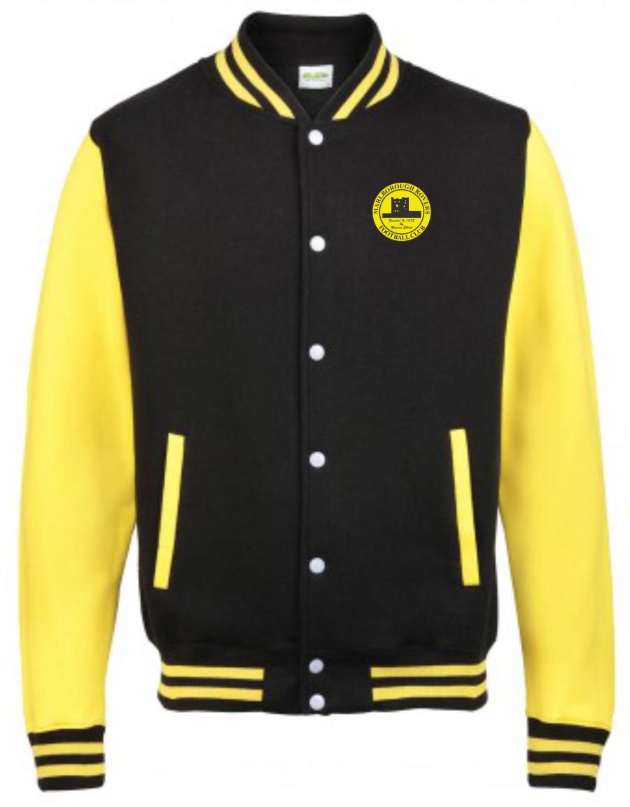 F3E. MRFC Varsity Jacket - Child