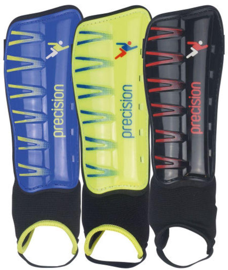 J8D. Precision Pro Shin & Ankle Pads