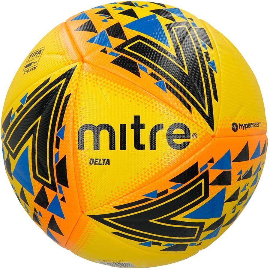 G2Q. Mitre Delta Match Ball