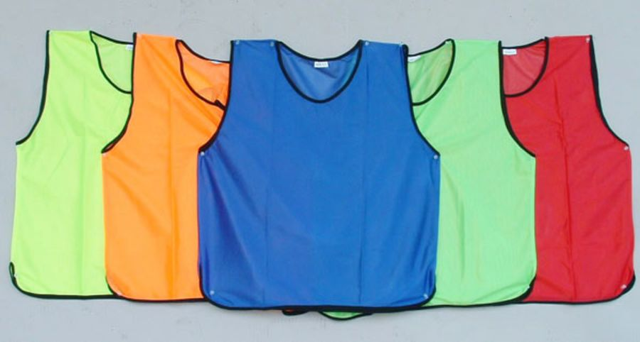 G4C. Pack of 10 Mesh Training Bib's