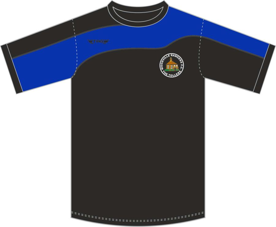 D3C. Woodville Rangers Training Jersey - Child**