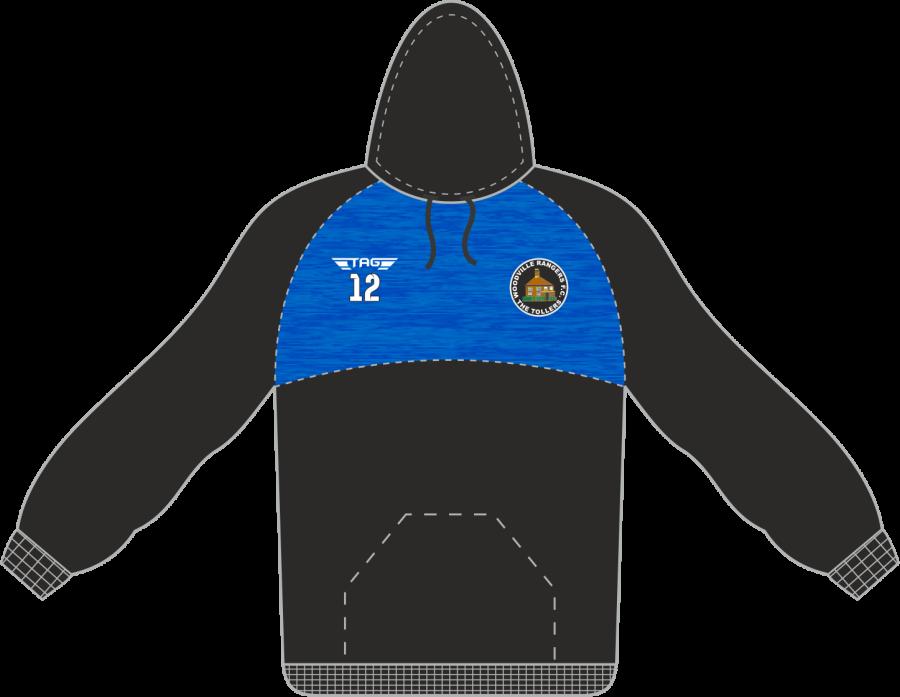 E7G. WRFC Sports Hoody - Child