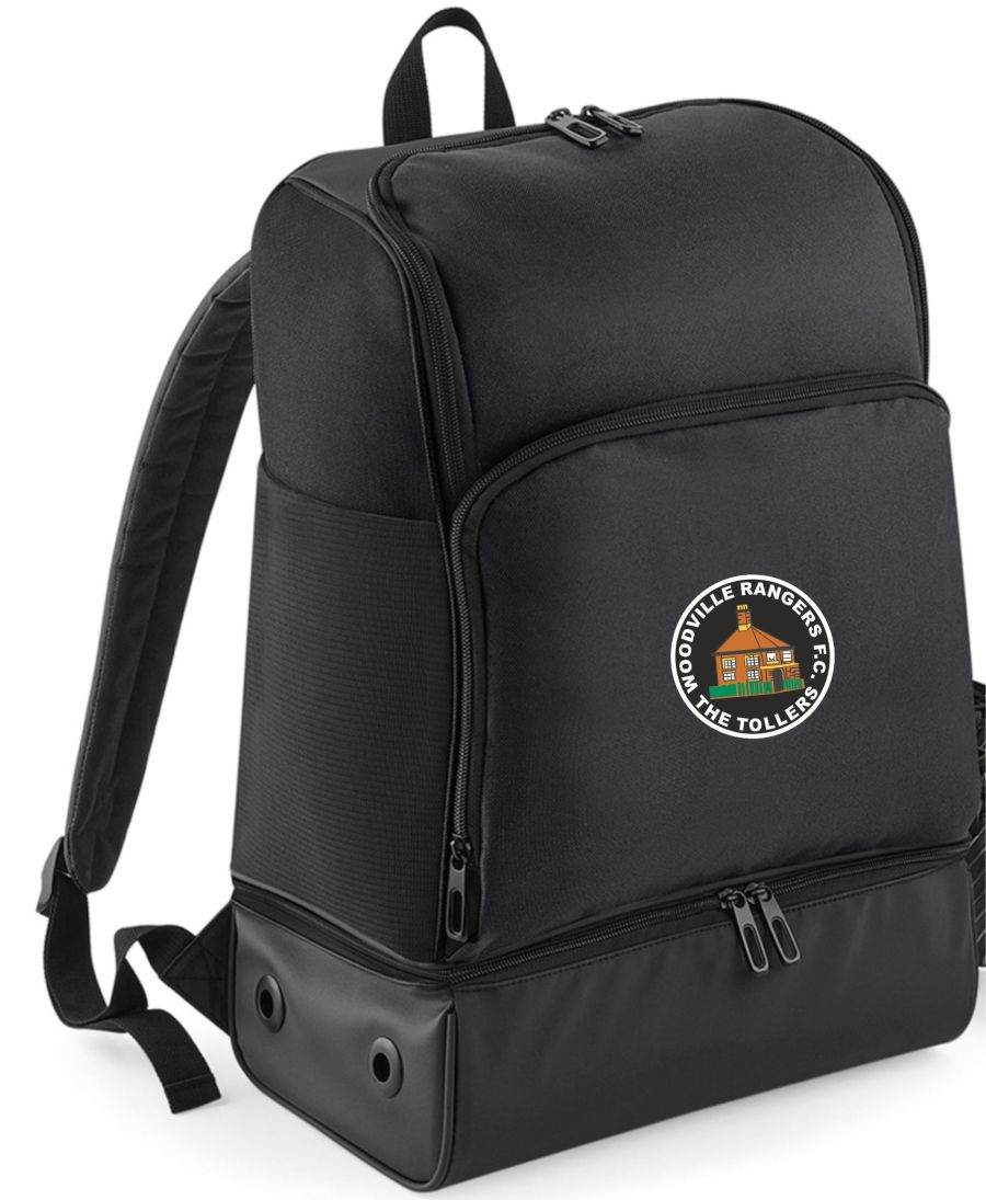 E2K. Woodville Rangers Players Backpack