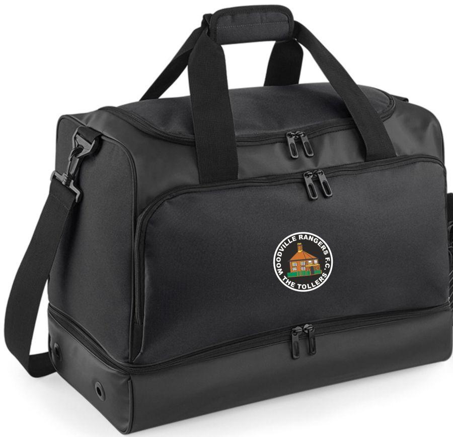 E2E. Woodville Rangers Players Kit Bag
