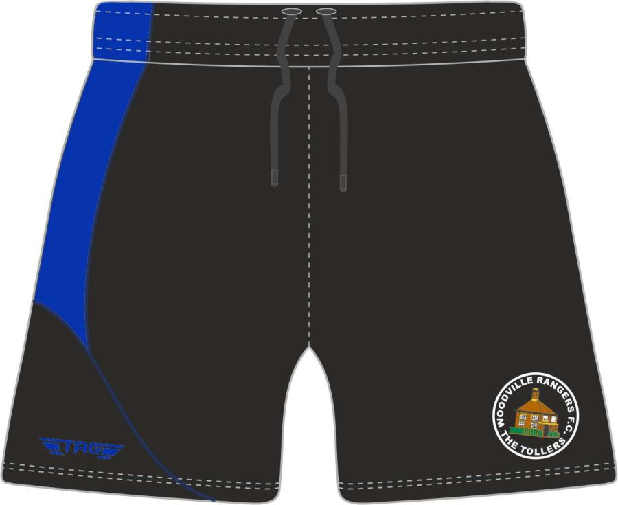 C2H. Woodville Rangers Match Short - Adult