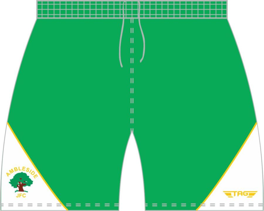 C2H.  Ambleside JFC -  Home Match Short - Adult