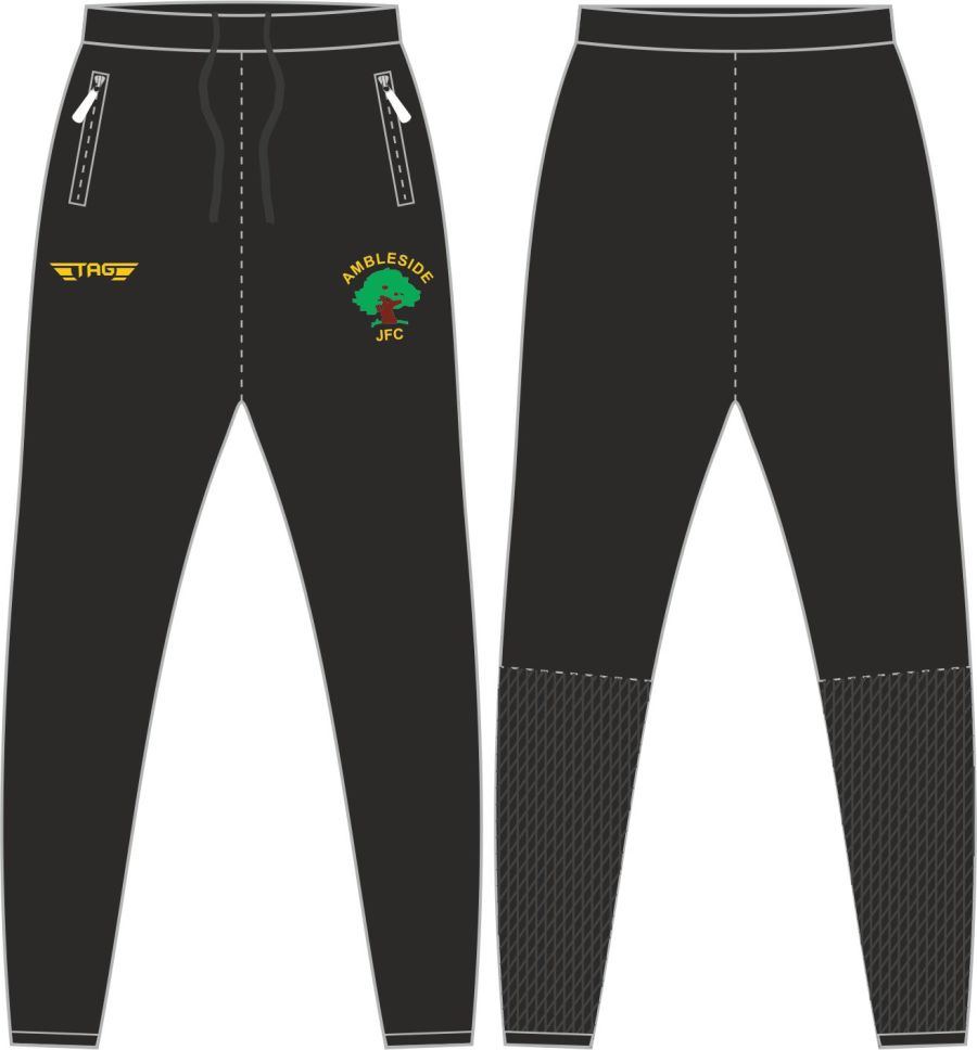 E6F. Ambleside JFC - Tight Fit Tech Trouser - Adult