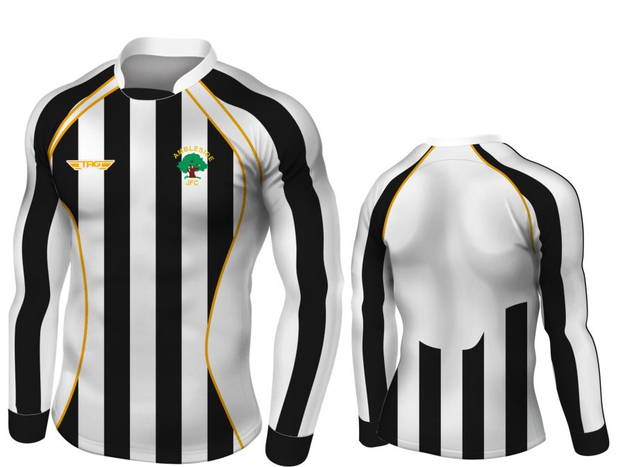 C3E. Ambleside JFC - Away Match Jersey - Child